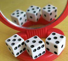 1950s OOAK RARE Illegal Craps Dice Professional Gambler Mafia Mafioso