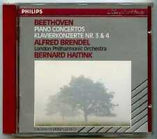 CD Alfred BRENDEL, HAITINK : Beethoven Piano concerto / Philips full silver