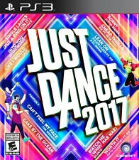 Just Dance 2017 (PlayStation 3, PS Move, Ubisoft) PS3 - Brand New/Factory Sealed