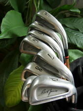 CALLAWAY BOB JONES IRON SET 3-PW UTAH - ACTUAL PICTURES - COLLECTORS