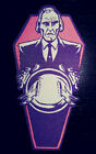 PATCH - The Tall Man - HORROR - Woven,iron on - art inspired by Phantasm