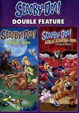 Scooby-Doo and the Goblin King/Scooby-Doo: Abracadabra Doo (DVD, 2015, 2-Disc...