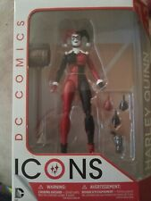 DC Collectibles Icons Harley Quinn No Man's Land Figure