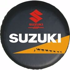 "Suzuki S-Cross Samurai Spare Wheel Tyre Tire Cover Case Bag Protector 25""26""27""S"