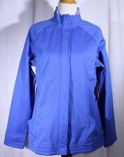 Fila Impressive Bonded Jacket Size XL Blue Yoga Running Outdoors Hiking NWT $100