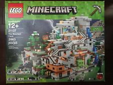 LEGO MINECRAFT 21137 The Mountain Cave NISB New & Sealed