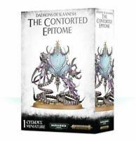 Contorted Epitome Daemons of Slaanesh Chaos Warhammer Age Sigmar 40K