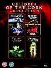 Children Of The Corn Collection 4-7 (DVD, 2006, 4-Disc, Box Set) Stephen King