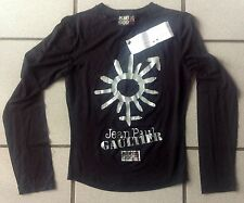 Jean Paul Gaultier Shirt schwarz Gr. S NEU