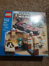 LEGO Star Wars 4501 |  MOS EISLEY CANTINA | 193 Pieces | Brand New Sealed | 2004