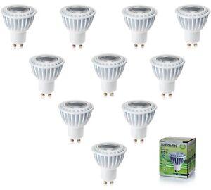 GU10 LED Warmweiß dimmbar 3W-5W - Einbaustrahler,Standard,Reflektor,kobos-led