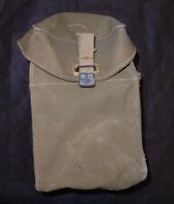 British Military Light MKII Gas Mask / Respirator Bag - Unit Marked