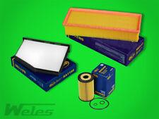 FS256 INSPEKTIONSPAKET Luftfilter Ölfilter Pollenfilter AUDI Q3 VW SHARAN