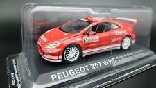 MODELLINO AUTO PEUGEOT 307 WRC SCALA 1:43 RALLYE CAR MODEL MINIATURE DIECAST IXO
