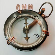 Nautical Magnification Spencer Marine Brass Compass