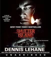 Shutter Island by Dennis Lehane (CD-Audio, unabridged, 2009)