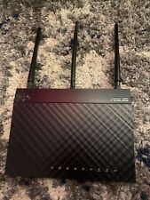 ASUS Dark Knight RT-N66R Double 450 Mbps Dual Band 4-Port Wireless N Router