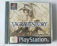 VAGRANT STORY (Sony PlayStation 1, One, PS1, PSOne)