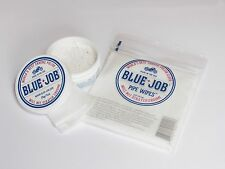 KIT-Blue-Job® Chrome Polish and Blue-Job® Pipe Wipe- Perfect for your Motorcycle