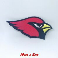 NFL18 Arizona Cardinals Iron on/sew on Embroidered Patch applique