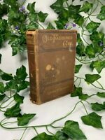 Old Fashioned Girl by Louisa M. Alcott - Roberts Brothers 1884 Vintage Edition