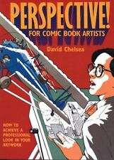 Perspective! for Comic Book Artists : How to Achieve a Professional Look in Your
