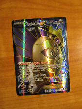 NM FULL ART Pokemon AEGISLASH EX Card PHANTOM FORCES Set 65a/119 Alternate Promo