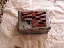 Vintage Motorola Car Radio Hot Rod Rat Rod