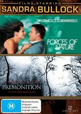 Sandra Bullock - Premonition / Forces of Nature (DVD, 2009, 2-Disc Set)   61