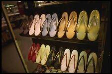 145060 elegante las sandalias zori han de Kimono Wear A4 Foto Impresión
