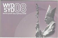 2008 STAMP PACK 'WORLD YOUTH DAY SYDNEY 2008' - MNH STAMPS INC INTERNATIONAL