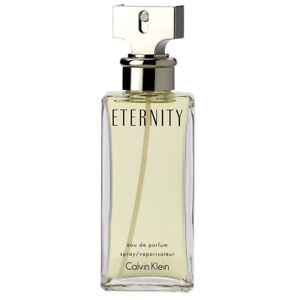 Calvin Klein Eternity for Women's 3.4 oz / 100 ml Eau De Parfum Spray