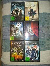 6 DVD Fantasy und Mystik