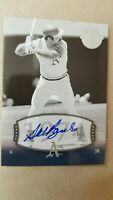 2004 Sal Bando Auto  SP #103 UD Timeless Teams   Short Print  !