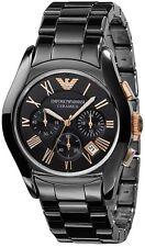 Emporio Armani  Ceramica AR1410 Chronograph Wrist Watch for Men