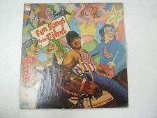 KISHOR KUMAR MOHD RAFI PANKAJ MITRA FUN SONGS FROM FILMS 1976 LP bollywood VG+