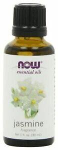 Now Foods Now Essential Oils Jasmine Oil 1 oz