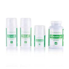 The Acne Shop - Complete Cleanser, Treatment, Moisturiser and Vitamin B5 Bundle