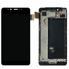 For Nokia Lumia 950 LCD Screen Digitizer Assembly with Front Housing Replacement