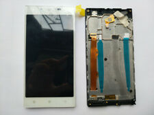 Full LCD Display Touch Screen Glass Assembly + Frame For Lenovo P70 P70-A P70T