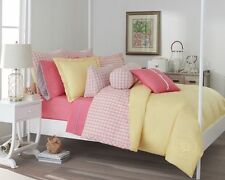 BRAND NEW SOUTHERN TIDE PATIO PLAID 3PC  KING COMFORTER SET