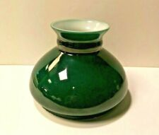 """Westinghouse Green Student 7"""" Cased Glass Replacement Shade Globe 84211 NEW WOW!"""