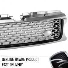 """Range Rover Sport 2009>13 """"2010 AB Style""""  Grille all Chrome with Black trim"""