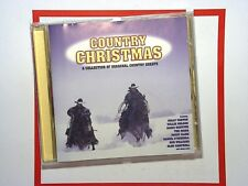 Country Christmas (CD) Various Artists Nr Mint