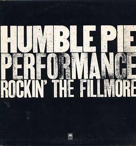 "HUMBLE PIE ""PERFORMANCE"" ORIG US 1971 2 LPS VG++/M-"