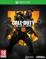 CALL OF DUTY BLACK OPS 4 JEU XBOX ONE NEUF VERSION FRANCAISE
