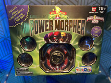 Mighty Morphin Power Rangers Legacy power Morpher MIB 20th anniv MMPR