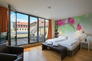 Zen Garten Zimmer mit Whirlpool, Dachterrasse, 2Personen/2 Nächte in Oberbayern