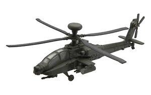 AH-64 Apache Diecast Model Helicopter - Corgi Aviation Showcase