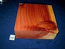 Redwood Mammutbaum schöne Zeichnung drechseln Drechselholz Nr. 895